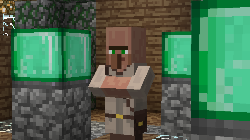 minecraft villager trades changing