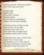 Confucius DinoPedia