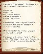 Ptera DinoPedia