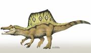 Spinosaurus aegyptiacus by camusaltamirano-d638ge8