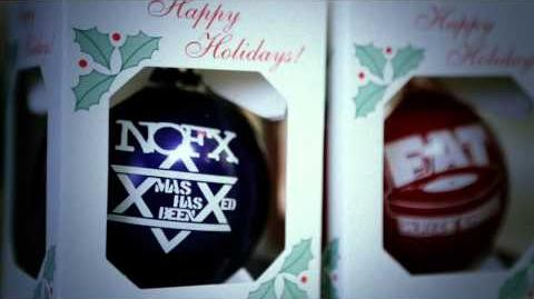 """NOFX """"Xmas Has Been X'ed"""" (Official Video)"""