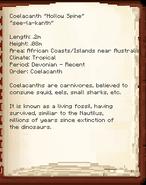 Coela DinoPedia