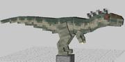 Monolophosaurus female