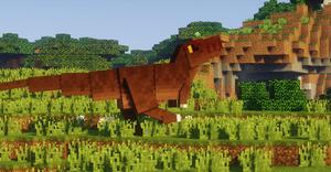 Tyrannosauruspreroar