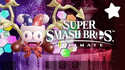Vs. Marx - Super Smash Bros. Ultimate OST