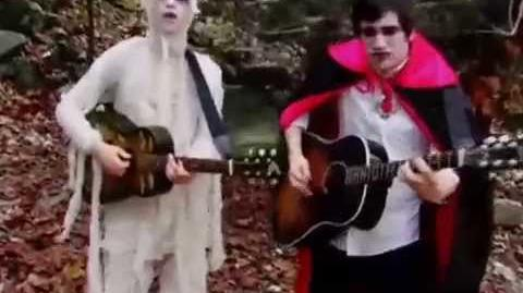 Panic! At The Disco It's Almost Halloween