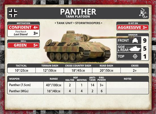 Panther | Flames of War Wiki | FANDOM powered by Wikia