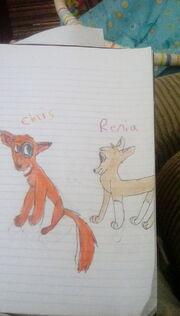 Chris and Renia