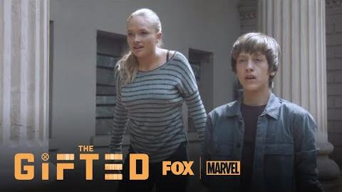 Lauren & Andy Combine Their Powers Season 1 Ep. 4 THE GIFTED