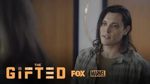 Evangeline Warns John About Reeva Season 2 Ep. 2 THE GIFTED