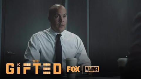Agent Turner Is Urged To Take A More Aggressive Approach Season 1 Ep. 7 THE GIFTED
