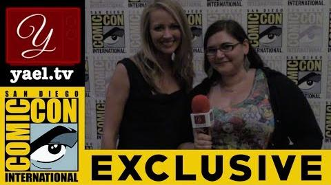 Amy Acker - The Gifted (FOX) - San Diego Comic Con 2017 yael.tv