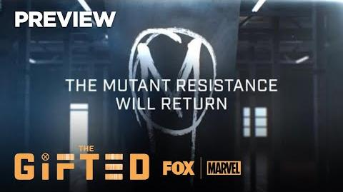 Preview The Resistance Will Return Season 2 THE GIFTED