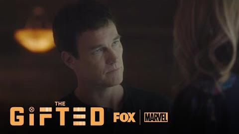 Reed Express His Concern About Wes Season 1 Ep. 7 THE GIFTED