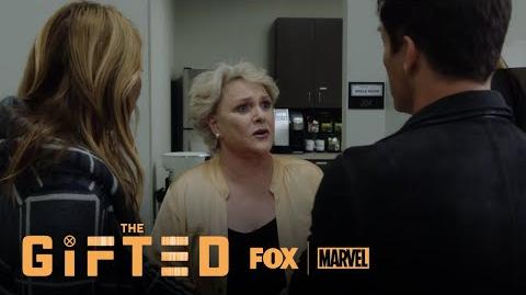 Reed Looks For His Mother At The Office Season 1 Ep. 12 THE GIFTED