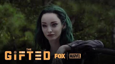 Lorna Refuses To Stand Down Season 1 Ep. 5 THE GIFTED