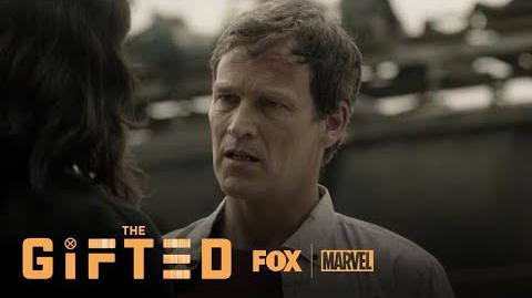 Reed Tells John He's Manifesting Powers Season 2 Ep. 4 THE GIFTED