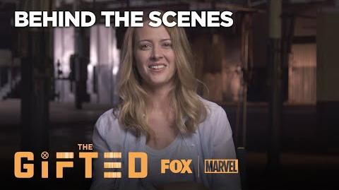 Inside Look A World Where Everyone's The Villain & The Hero Season 1 THE GIFTED