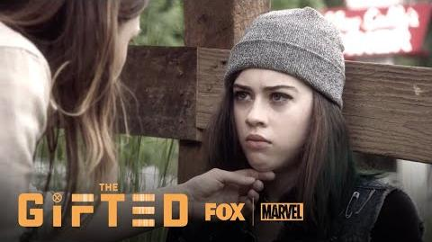 Lorna Has A Flashback Season 2 Ep. 8 THE GIFTED