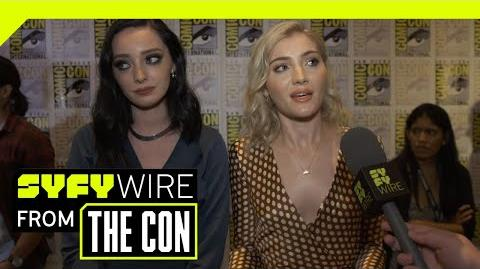 The Gifted Cast Just Dropped A Major Season 2 Plot Element SDCC 2018 SYFY WIRE