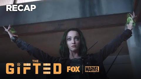 Just A Couple Of Freaks Season 1 THE GIFTED