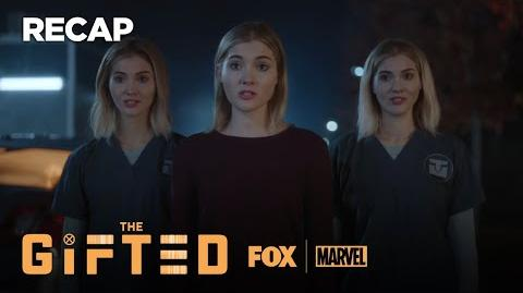 Catch Up On Season One THE GIFTED