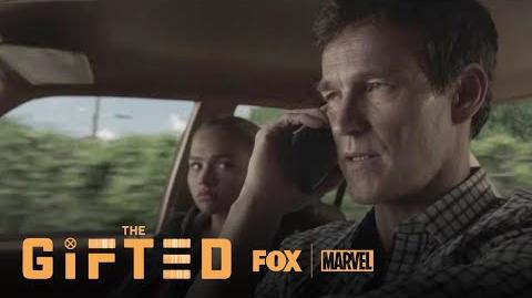 Reed's Powers Show Themselves In Front Of Lauren Season 2 Ep. 3 THE GIFTED