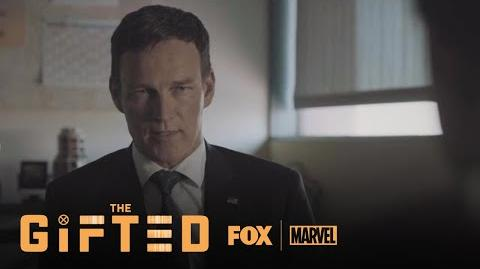 Reed Has A Serious Talk With Andy's Principal Season 1 Ep. 1 THE GIFTED