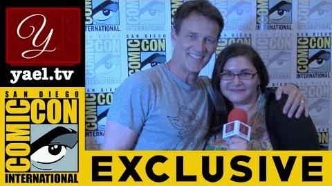 Stephen Moyer - The Gifted (FOX) - San Diego Comic Con 2017 yael.tv