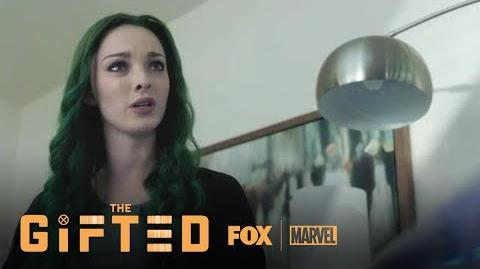 Lorna Tells The Frost Sisters The Baby Needs Marcos Season 2 Ep. 3 THE GIFTED
