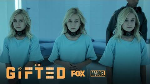 The Frost Sisters Are Forced To Use Their Powers Season 2 Ep. 6 THE GIFTED