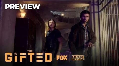 Preview All Mutant Suspects Are Considered Extremely Dangerous Season 1 Ep. 2 THE GIFTED