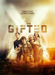 The Gifted HD Key Art