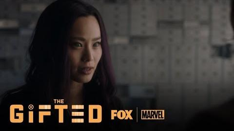 Blink Confronts Thunderbird About Her False Memories Season 1 Ep. 6 THE GIFTED
