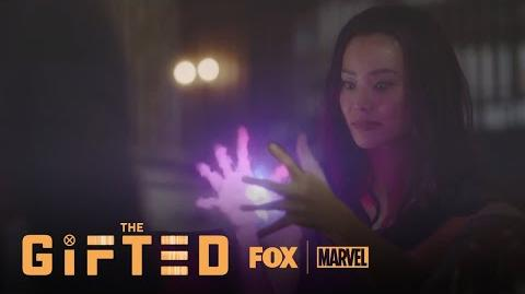 Clarice Tells John Her Powers Aren't Working Season 1 Ep. 3 THE GIFTED