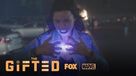 Blink Is Confronted By A Stranger Season 1 Ep. 11 THE GIFTED