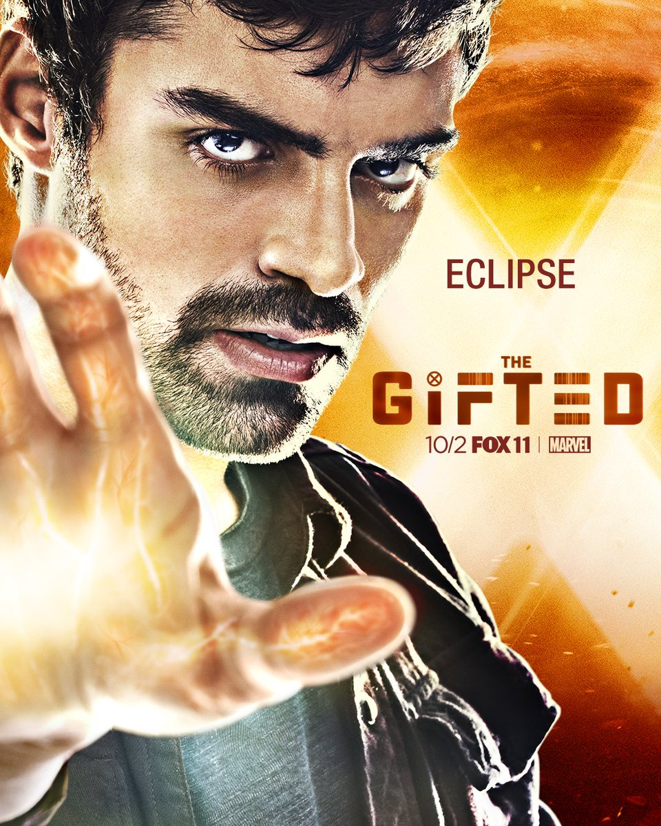 Image - Promotional Poster - Marcos Diaz - Eclipse.jpg | The Gifted ...