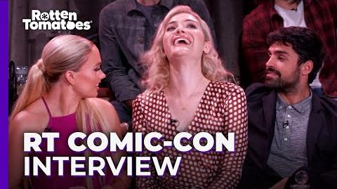The Gifted UNCUT Comic-Con Interview Rotten Tomatoes