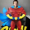 SDCC Comic Con 2017 - Percy Hynes White super hero.png