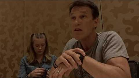 The Gifted - Stephen Moyer - SDCC 2017