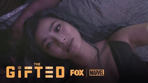 Clarice & John Share A Tender Moment In A Flashback Season 2 Ep. 15 THE GIFTED
