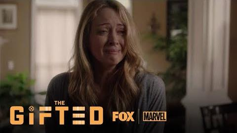 Caitlin Strucker Asks Her Brother For Help Season 1 Ep. 3 THE GIFTED