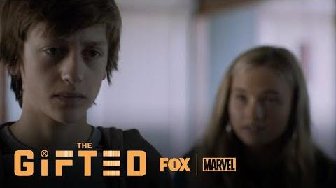 Andy Harnesses His Powers Season 1 Ep. 1 THE GIFTED