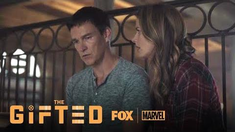 Reed Grieves His Father's Death Season 1 Ep. 9 THE GIFTED