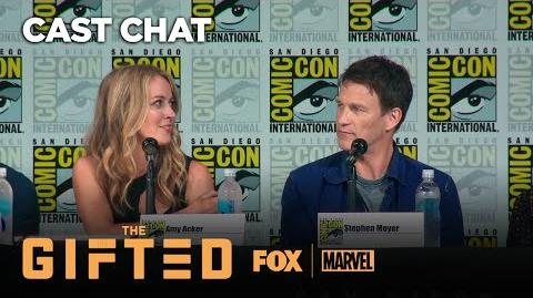 THE GIFTED Panel At Comic-Con 2017 Season 1 THE GIFTED