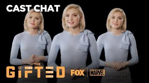 Becoming The Frost Triplets Season 2 THE GIFTED