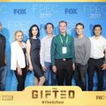Fox Promotion Executive Conference 2017 Natalie Alyn Lind, Emma Dumont, Matt Nix, Stephen Moyer, and Blair Redford.jpg