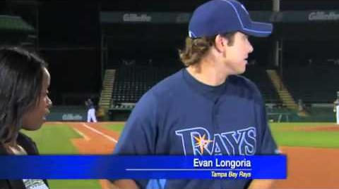 Baseball Player Saves Reporters Life
