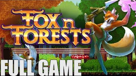 FOX N FORESTS FULL GAME WALKTHROUGH - No Commentary
