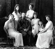 Russian Imperial Family 1911